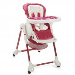 خريد اينترنتي سيسموني نوزاد کاپلا - صندلی غذای صورتی Capella نوزادی، نی نی لازم فروشگاه اینترنتی سیسمونی