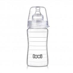 خريد اينترنتي سيسموني نوزاد شیشه شیر لاوی پیرکس 250 میل Lovi نوزادی، نی نی لازم فروشگاه اینترنتی سیسمونی