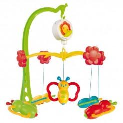 آویز تخت موزیکال کانپول بی بی مدل پروانه Canpol babies