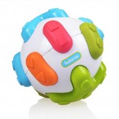 خريد اينترنتي سيسموني نوزاد اسباب بازی توپ موزیکال کیدزمی Kidsme نوزادی، نی نی لازم فروشگاه اینترنتی سیسمونی