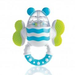 خريد اينترنتي سيسموني نوزاد دندانگیر نوزادی کیدزمی طرح زنبور عسل Kidsme نوزادی، نی نی لازم فروشگاه اینترنتی سیسمونی