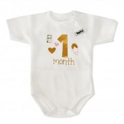 خريد اينترنتي سيسموني نوزاد لباس ماه گرد تولد یک ماهگی تاپ لاین Topline نوزادی، نی نی لازم فروشگاه اینترنتی سیسمونی