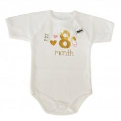 خريد اينترنتي سيسموني نوزاد لباس نوزادی ویژه ماه گرد تولد 8ماهگی تاپ لاین Topline نوزادی، نی نی لازم فروشگاه اینترنتی سیسمونی