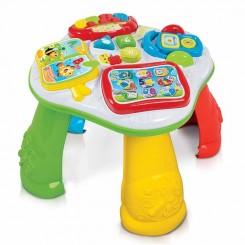 خريد اينترنتي سيسموني نوزاد میز بازی و سرگرمی موزیکال کودک کلمنتونی Clementoni نوزادی، نی نی لازم فروشگاه اینترنتی سیسمونی