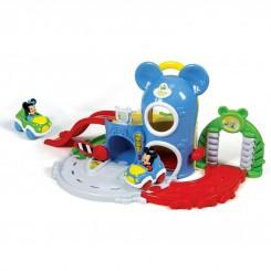 اسباب بازی پارکینگ طبقاتی دیزنی کلمنتونی طرح میکی موس Clementoni