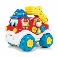 ماشین اسباب بازی آتشنشانی کودک کلمنتونی Clementoni