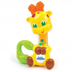 اسباب بازی جغجغه نوزادی کلمنتونی مدل زرافه Clementoni
