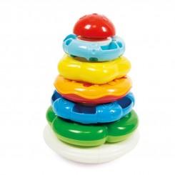 خريد اينترنتي سيسموني نوزاد اسباب بازی پازل استوانه هوش کلمنتونی Clementoni نوزادی، نی نی لازم فروشگاه اینترنتی سیسمونی