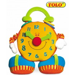خريد اينترنتي سيسموني نوزاد عروسک ساعت تولو Tolo - 1 نوزادی، نی نی لازم فروشگاه اینترنتی سیسمونی