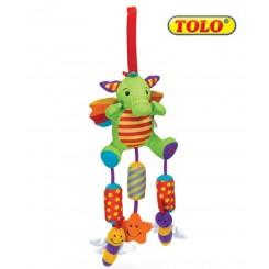 خريد اينترنتي سيسموني نوزاد جغجغه اژدها تولو Tolo - 1 نوزادی، نی نی لازم فروشگاه اینترنتی سیسمونی