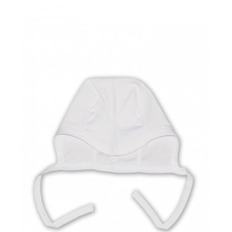 کلاه پسرانه و دخترانه سفید ساده دولو Davalloo - 1