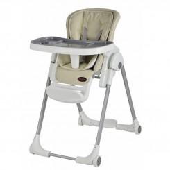 صندلی غذا کودک چلینو رنگ کرم Chelino