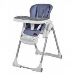 صندلی غذاخوری نوزاد چلینو رنگ آبی Chelino