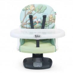 صندلی غذای پرتابل کودک برند کم مدل پایه دار جغد Cam