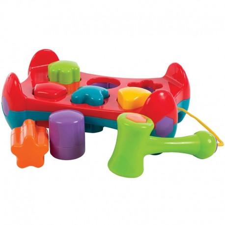 پازل چکشی کودک پلی گرو Playgro