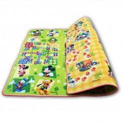 فرش دو رویه و چند منظوره اتاق کودک طرح پو Yingzhili