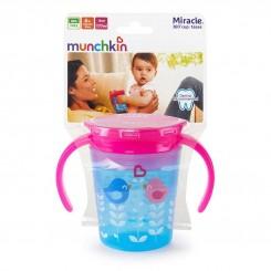 لیوان دسته دار آبمیوه خوری 360 درجه مانچکین Munchkin
