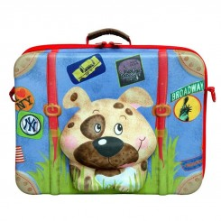 چمدان مسافرتی بچگانه برند اوکی داگ طرح سگ Okiedog