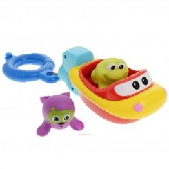 اسباب بازی حمام ست قایق کششی وین فان Win Fun