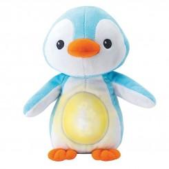 خريد اينترنتي سيسموني نوزاد پنگوئن پولیشی چراغدار وین فان Win Fun نوزادی، نی نی لازم فروشگاه اینترنتی سیسمونی
