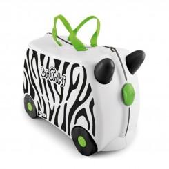 خريد اينترنتي سيسموني نوزاد چمدان بچگانه ترانکی طرحگورخر Trunki نوزادی، نی نی لازم فروشگاه اینترنتی سیسمونی