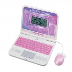 خريد اينترنتي سيسموني نوزاد لپ تاپ آموزشی کودک دخترانه وین فان Win Fun نوزادی، نی نی لازم فروشگاه اینترنتی سیسمونی