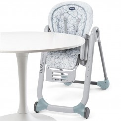 صندلی غذا کودک چیکو مدل Chicco Highchair- Sage