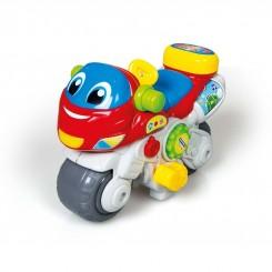 خريد اينترنتي سيسموني نوزاد اسباب بازی موتور سیکلت کلمنتونی Clementoni نوزادی، نی نی لازم فروشگاه اینترنتی سیسمونی