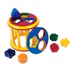 خريد اينترنتي سيسموني نوزاد اسباب بازی پازل رول قفس زرد تولو Tolo نوزادی، نی نی لازم فروشگاه اینترنتی سیسمونی