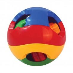 خريد اينترنتي سيسموني نوزاد اسباب بازی تولو توپ پازلی Tolo 2014 نوزادی، نی نی لازم فروشگاه اینترنتی سیسمونی
