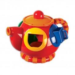چای خوری پازلی تولو اسباب بازی Tolo