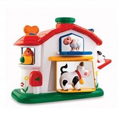 اسباب بازی تولو خانه مزرعه Tolo