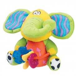 عروسک جغجغه ای فیل پلی گرو Playgro