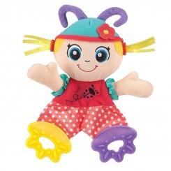 خريد اينترنتي سيسموني نوزاد دندانگیر عروسکی دختر پلی گرو Playgro نوزادی، نی نی لازم فروشگاه اینترنتی سیسمونی