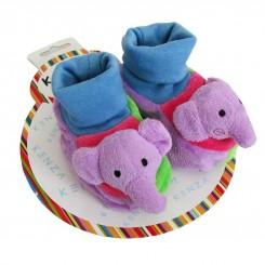 خريد اينترنتي سيسموني نوزاد پاپوش نوزادی طرح فیل کنزا Kenza نوزادی، نی نی لازم فروشگاه اینترنتی سیسمونی