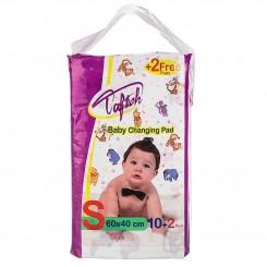 خريد اينترنتي سيسموني نوزاد زیرانداز یکبار مصرف نوزاد تافته Tafteh نوزادی، نی نی لازم فروشگاه اینترنتی سیسمونی