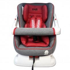 صندلی ماشین کودک و نوزاد زویه بی بی رنگ طوسی Zooye Baby