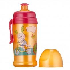 لیوان قمقه ای آبمیوه خوری کودک روتو رنگ نارنجی Rotho