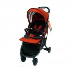 کالسکه تک نوزاد و کودک پیرکاردین رنگ قرمز Pierre Cardin