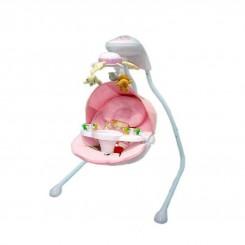 خريد اينترنتي سيسموني نوزاد تاب برقی موزیکال پیرکاردین مدل PSw88827 رنگ صورتی Pierre Cardin نوزادی، نی نی لازم فروشگاه اینترنتی سیسمونی
