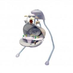 خريد اينترنتي سيسموني نوزاد تاب برقی موزیکال پیرکاردین مدل PSw88827 رنگ طوسی Pierre Cardin نوزادی، نی نی لازم فروشگاه اینترنتی سیسمونی