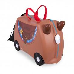 چمدان مسافرتی کودک اسب برونکه ترانکی Trunki
