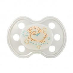 خريد اينترنتي سيسموني نوزاد پستانک دنتی استار سیلیکونی سایز 2 بی بی نوا Babynova نوزادی، نی نی لازم فروشگاه اینترنتی سیسمونی