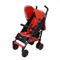 خريد اينترنتي سيسموني نوزاد کالسکه دسته عصایی فراری مدل Ferrari baby D200 نوزادی، نی نی لازم فروشگاه اینترنتی سیسمونی