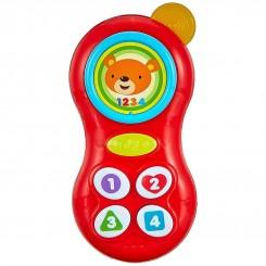 خريد اينترنتي سيسموني نوزاد اسباب بازی موبایل دندانگیر وین فان Win Fun نوزادی، نی نی لازم فروشگاه اینترنتی سیسمونی