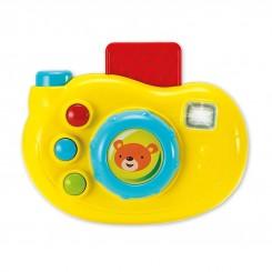 خريد اينترنتي سيسموني نوزاد اسباب بازی برند وین فان دندانگیر مدل دوربین Win Fun نوزادی، نی نی لازم فروشگاه اینترنتی سیسمونی