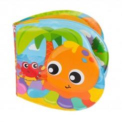 پلی گرو - کتابچه حمام حیوانات دریایی Playgro