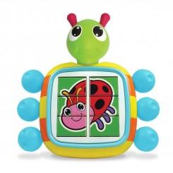 خريد اينترنتي سيسموني نوزاد پازل موزیکال تامی Tomy نوزادی، نی نی لازم فروشگاه اینترنتی سیسمونی