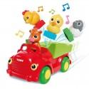 ماشین اسباب بازی موزیکال مزرعه حیوانات تامی Tomy