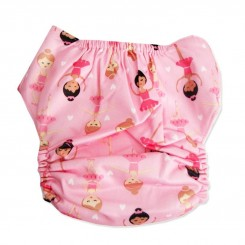 خريد اينترنتي سيسموني نوزاد شورت آموزشی کودک طرح عروسکی Cartebaby نوزادی، نی نی لازم فروشگاه اینترنتی سیسمونی